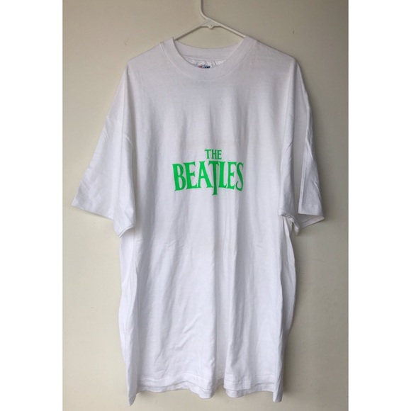Hanes Beefy-T Other - Vintage 90's Beatles t shirt